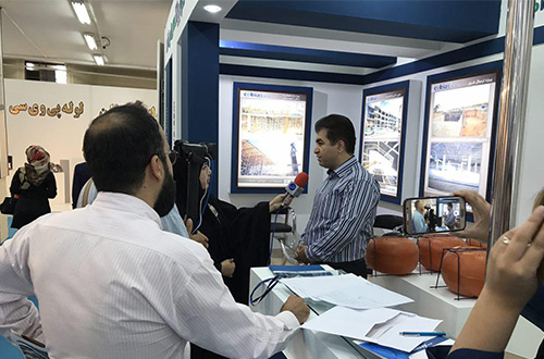 Building Industry Exhibition-Hamedan 1396