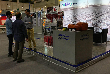 Kish 1396- Building Industry Exhibition-